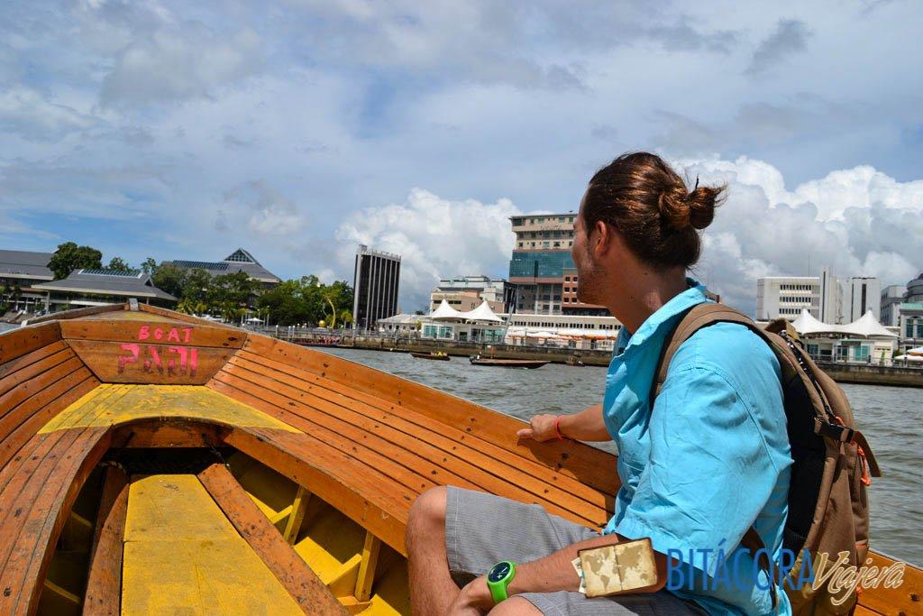 kampong ayer aldea flotante brunei (5)