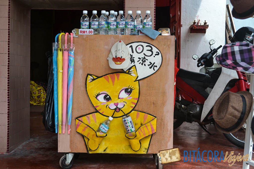 Arte Callejero Penang 101 Lost Kittens Project (2)
