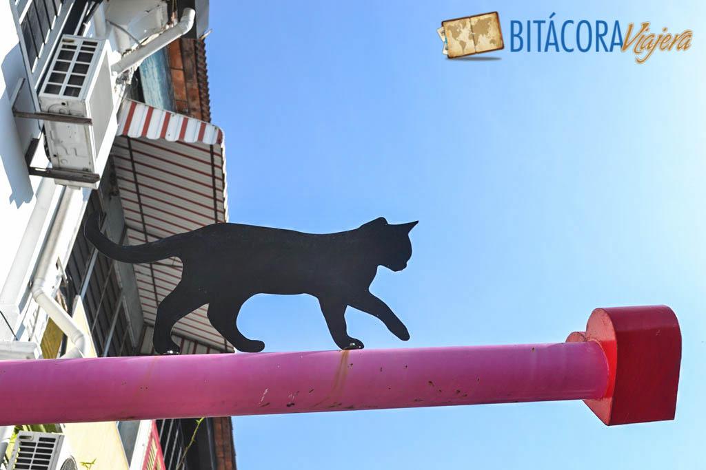 Arte Callejero Penang 101 Lost Kittens Project (7)