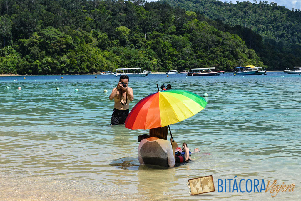 Kota Kinabalu y las playas de Borneo (2)