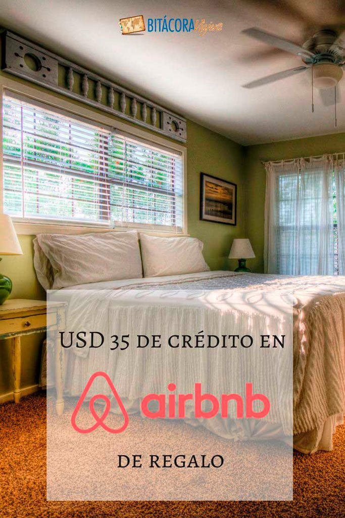 Conseguí alojamiento gratis en Airbnb y lleváte crédito de Airbnb de regalo! #bitacoraviajera #airbnb #cuponairbnb #viajarbarato #descuentosviajeros #guiasdeviaje #tipsviajeros