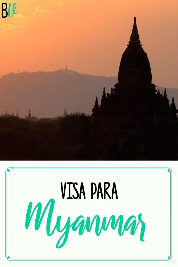 Toda la información que necesitás sobre la visa para Myanmar. Requisitos, costos, tiempos, cómo tramitarla, etcétera. #bitacoraviajera #viajaratamyanmar #myanmar #asia #visas