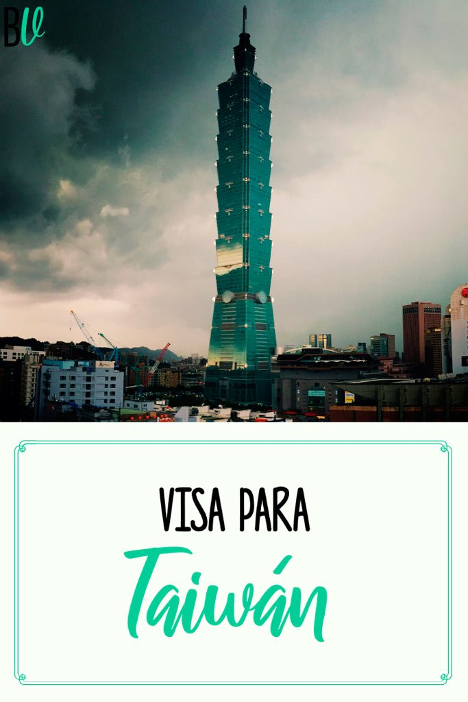 Toda la información que necesitás sobre la visa para Taiwán. Requisitos, costos, tiempos, cómo tramitarla, etcétera. #bitacoraviajera #viajarataiwan #taiwan #asia #visas