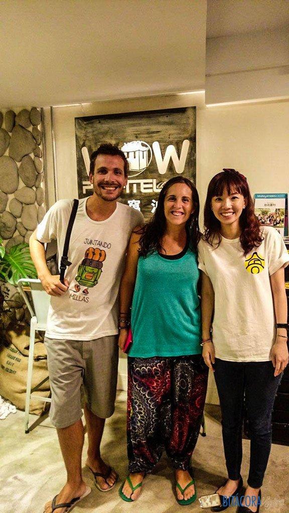 viajar a taiwan - su gente