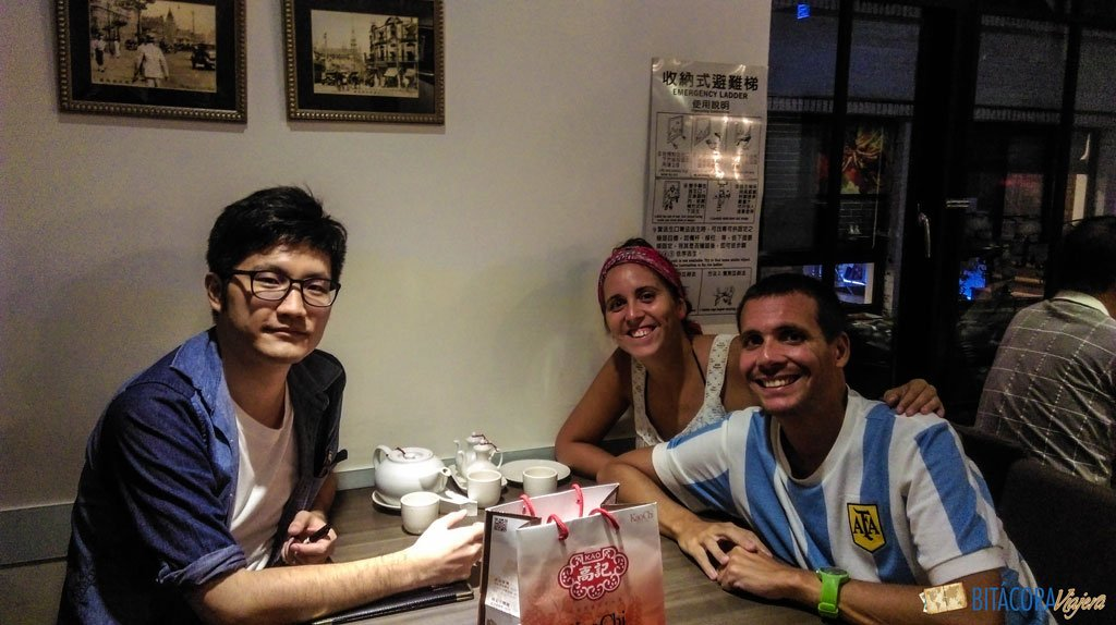 viajar a taiwan - la gente