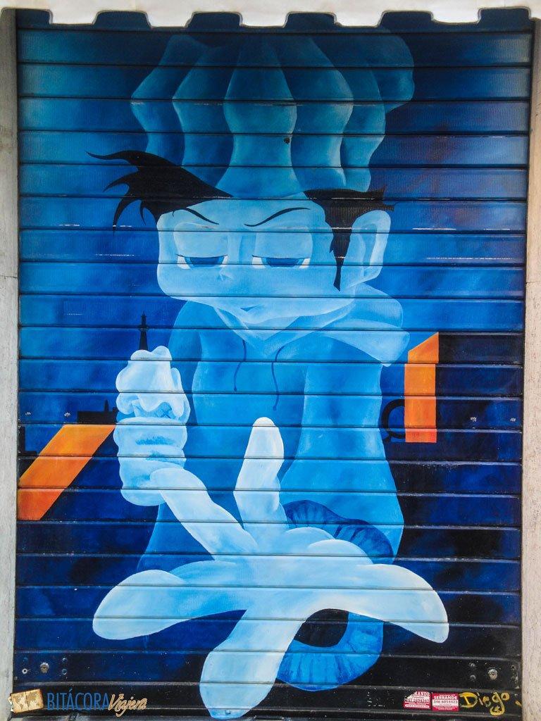 graffitis roma