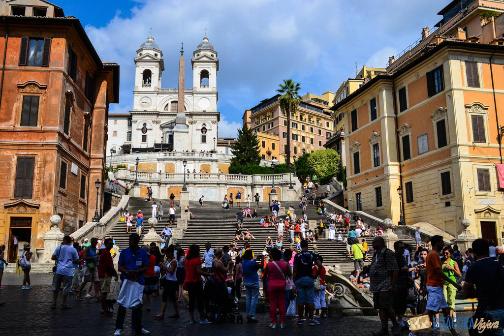 piazza spagna roma