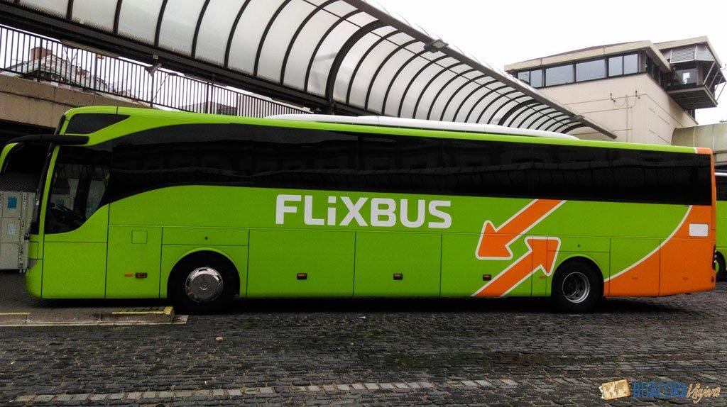viajar por italia en bus