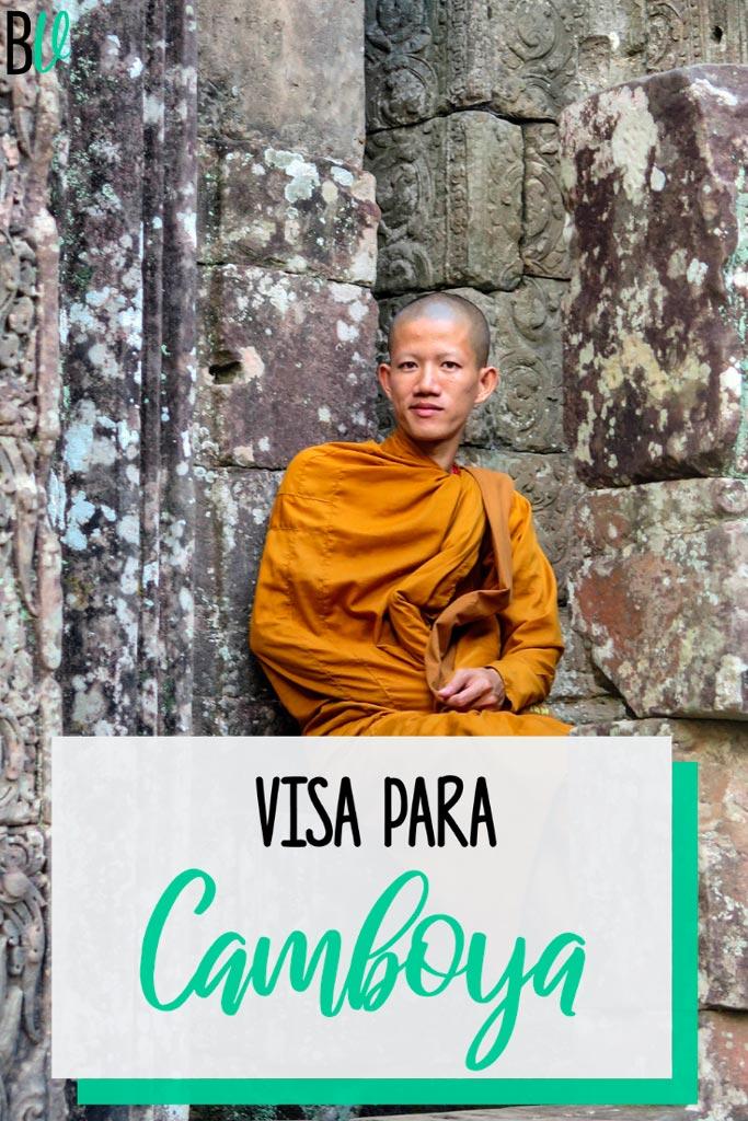 Toda la información que necesitás sobre la visa para Camboya. Requisitos, costos, tiempos, cómo tramitarla, etcétera. #bitacoraviajera #viajaracamboya #camboya #asia #visas