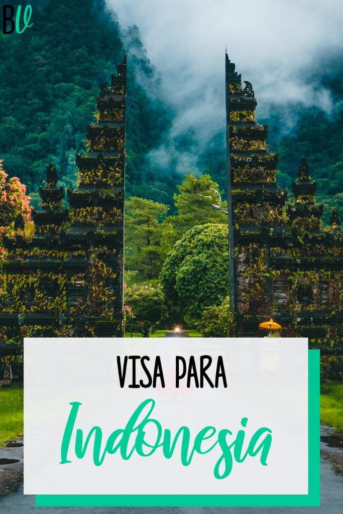 Toda la información que necesitás sobre la visa para Indonesia. Requisitos, costos, tiempos, cómo tramitarla, etcétera. #bitacoraviajera #viajaraindonesia #indonesia #asia #visas