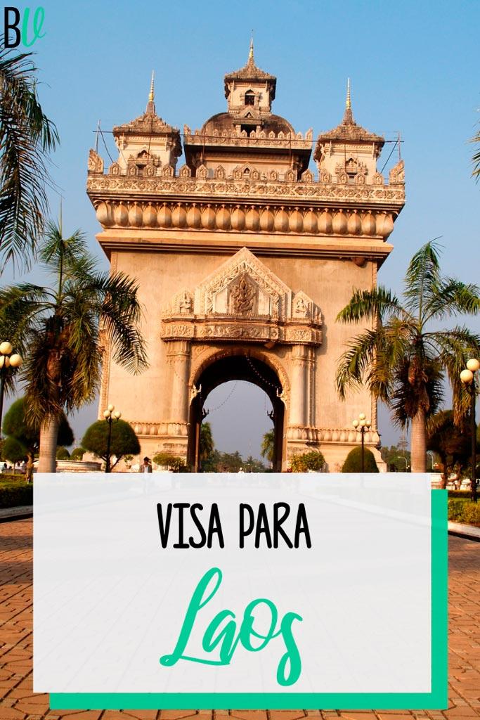 Toda la información que necesitás sobre la visa para Laos. Requisitos, costos, tiempos, cómo tramitarla, etcétera. #bitacoraviajera #viajaralaos #laos #asia #visas