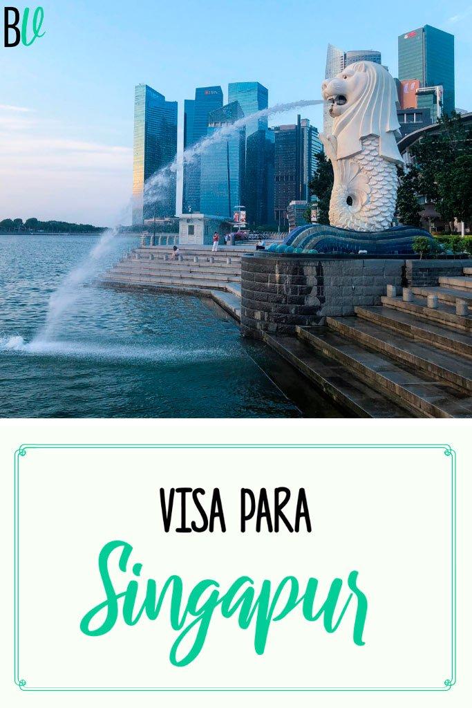 Toda la información que necesitás sobre la visa para Singapur. Requisitos, costos, tiempos, cómo tramitarla, etcétera. #bitacoraviajera #viajarasingapur #singapur #asia #visas