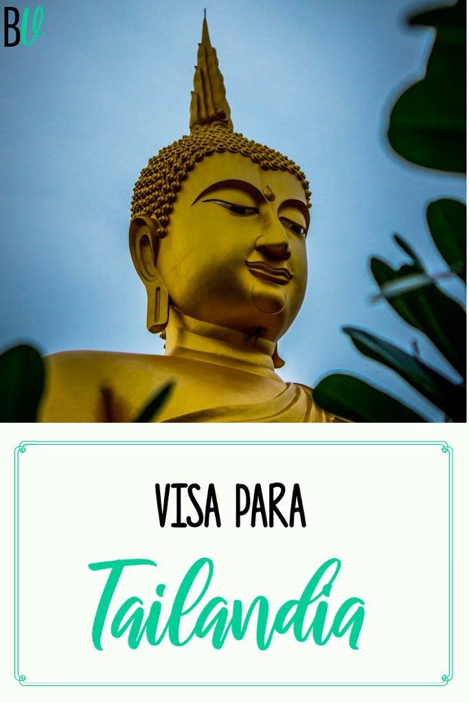 Toda la información que necesitás sobre la visa para Tailandia. Requisitos, costos, tiempos, cómo tramitarla, etcétera. #bitacoraviajera #viajaratailandia #tailandia #asia #visas