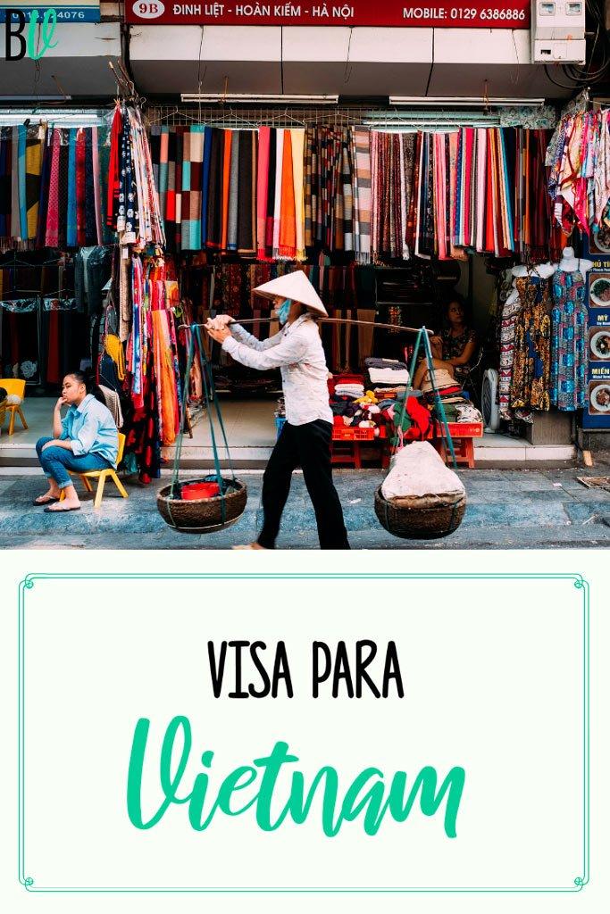 Toda la información que necesitás sobre la visa para Vietnam. Requisitos, costos, tiempos, cómo tramitarla, etcétera. #bitacoraviajera #viajaravietnam #vietnam #asia #visas