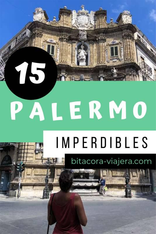 15 cosas que hacer en Palermo - Un post con los lugares imperdibles de la ciudad siciliana. #bitacoraviajera #viajesaeuropa #italia #palermo #sicilia #guiasdeviaje