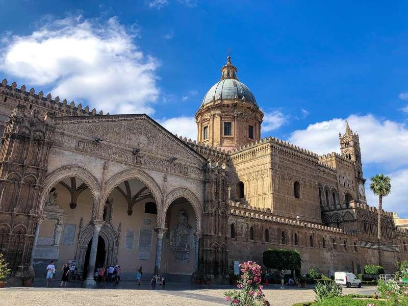 15 cosas que hacer en Palermo (Sicilia) - Catedral de Palermo