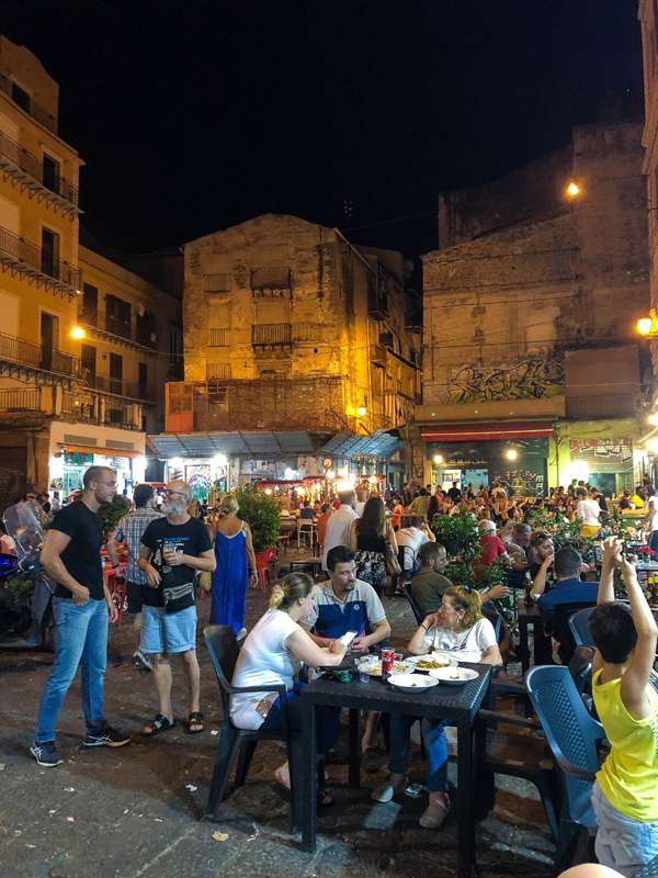 Mercado La Vulcciria - Palermo (Sicilia)