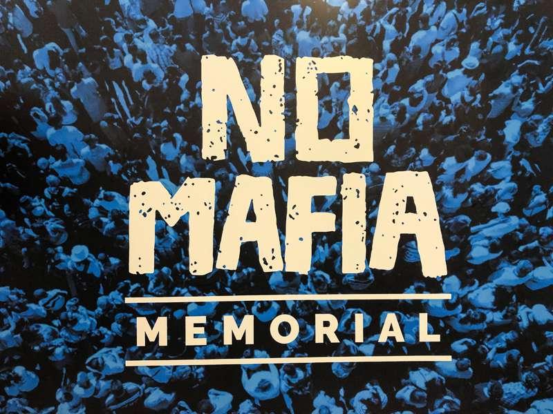 15 cosas que hacer en Palermo (Sicilia) - No Mafia Memorial