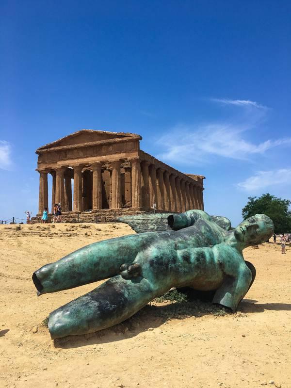 Templo de la Concordia - Agrigento