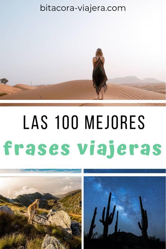 100 Frases De Viaje Que Seguro Te Inspirarán A Viajar Ya