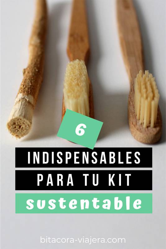 El kit sustentable que deberías tener y llevar siempre encima. #turismosostenible #sostenibilidad #sustentabilidad #sustentable #kitsustentable #ecologico #ecologia #medioambiente #zerowaste