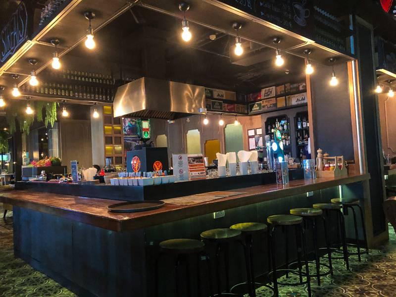streats bar & bistro