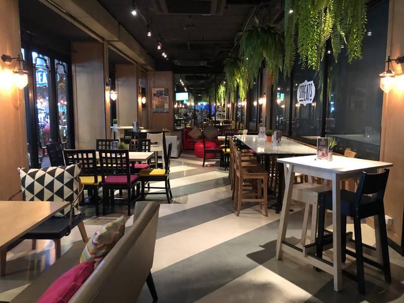 streats restaurante bangkok