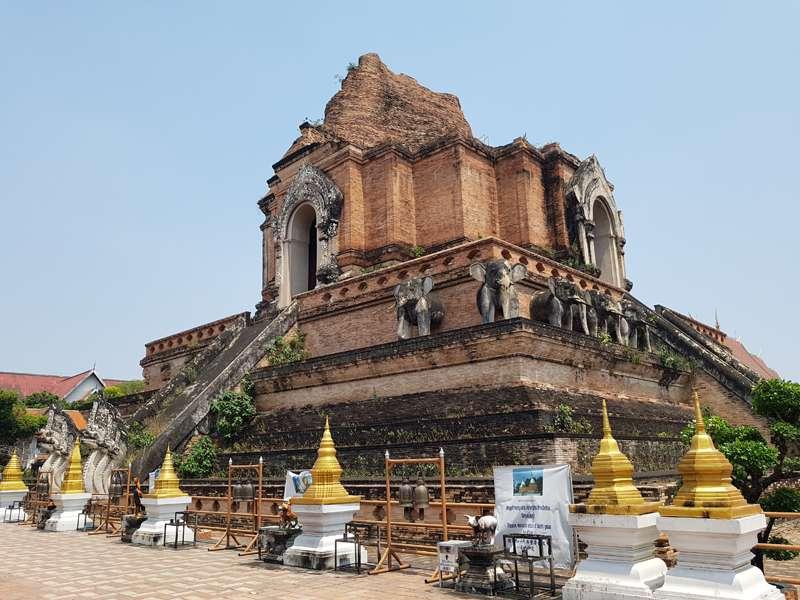 ¿Querés conocer los mejores templos de Chiang Mai y Chiang Rai? Hacé click en la foto y conocelos! #viajaratailandia #tailandia #templosdetailandia