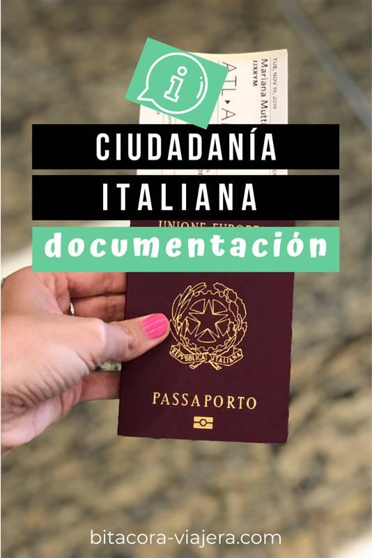 Te cuento todo lo que necesitás saber sobre cuál es la documentación obligatoria para la ciudadanía italiana. ¿Qué documentos necesitás y cómo podés conseguirlos? #ciudadaniaitaliana #ciudadaniaitalianaenitalia #ciudadaniaitalianapordescendencia
