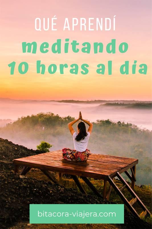 Vipassana: qué aprendí en DOS cursos de MEDITACIÓN de 10 días. Mis experiencias meditando 10 horas al día fueron muy diferentes entre sí y te cuento todo. Mis emociones, sensaciones y todo lo que aprendí en mis dos cursos de Meditación Vipassana. #meditacionvipassana #vipassana #mindfulness