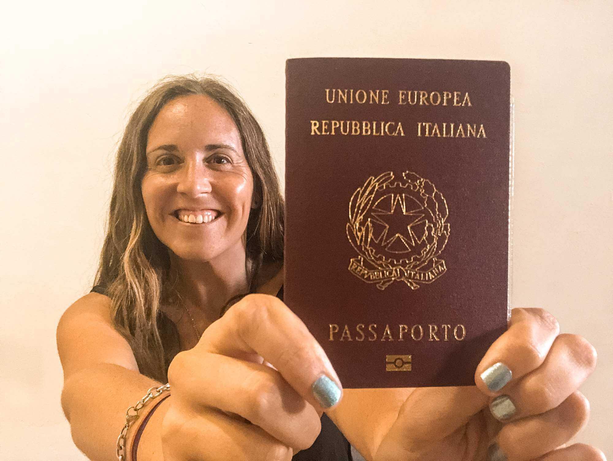 tramitar la ciudadanía italiana en italia